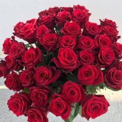 Bouquet Rose gambo lungo
